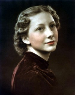 Elizabeth Rast 1937 15 years old